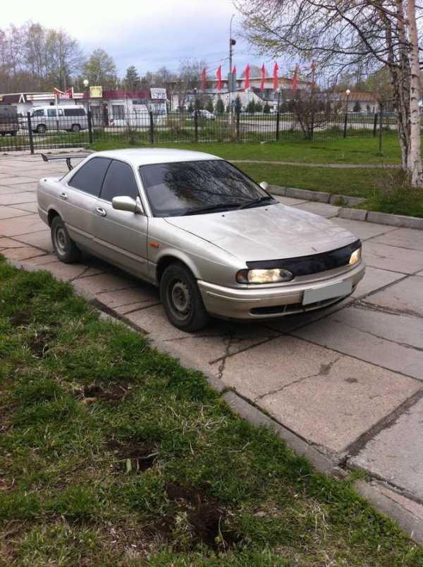 Nissan Presea, 1992 год, 60 000 руб.