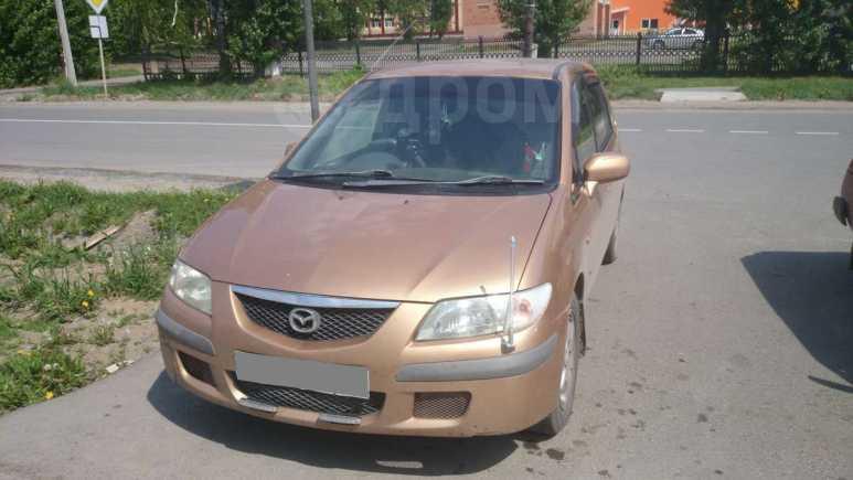 Mazda Premacy, 1999 год, 205 000 руб.