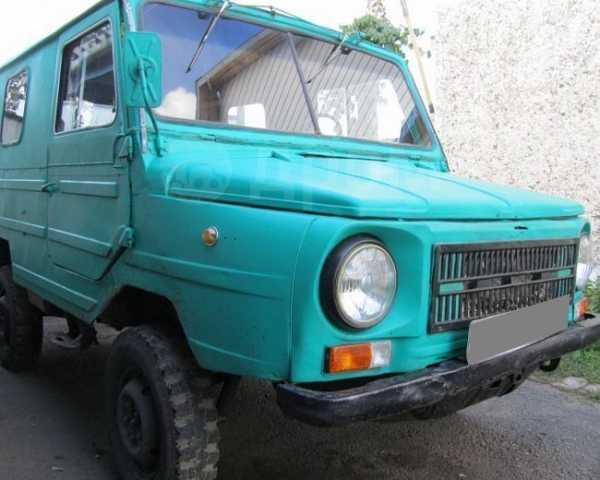 ЛуАЗ ЛуАЗ, 1990 год, 57 000 руб.