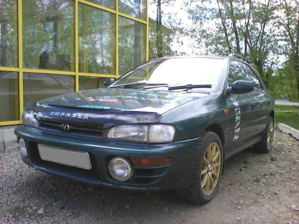 Subaru Impreza, 1996 год, 150 000 руб.