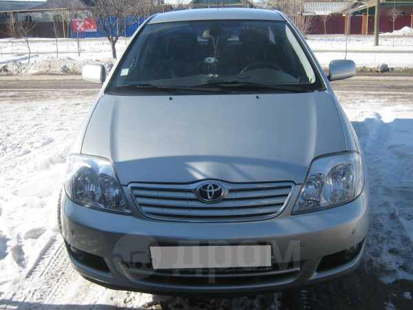Toyota Corolla, 2005 год, 390 000 руб.