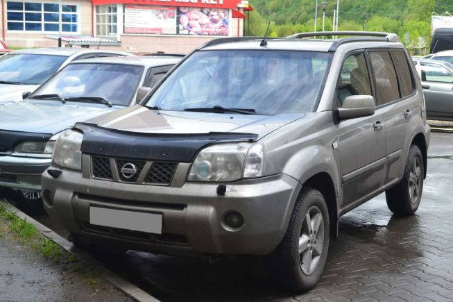 Nissan X-Trail, 2004 год, 540 000 руб.