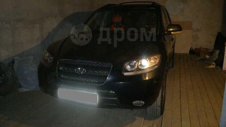Hyundai Santa Fe, 2008 год, 1 000 000 руб.