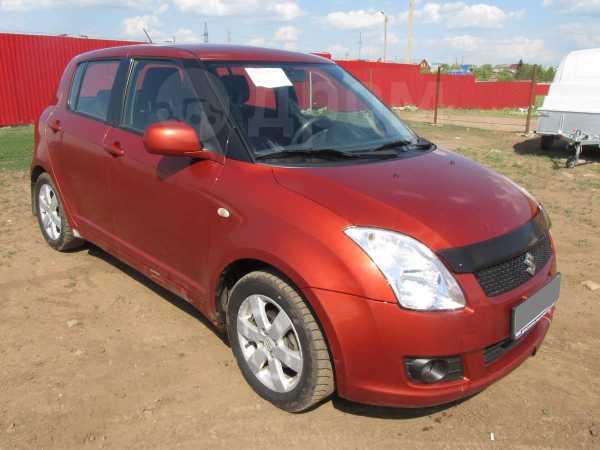 Suzuki Swift, 2008 год, 259 000 руб.