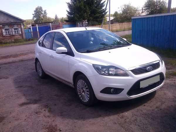 Ford Focus, 2010 год, 525 000 руб.