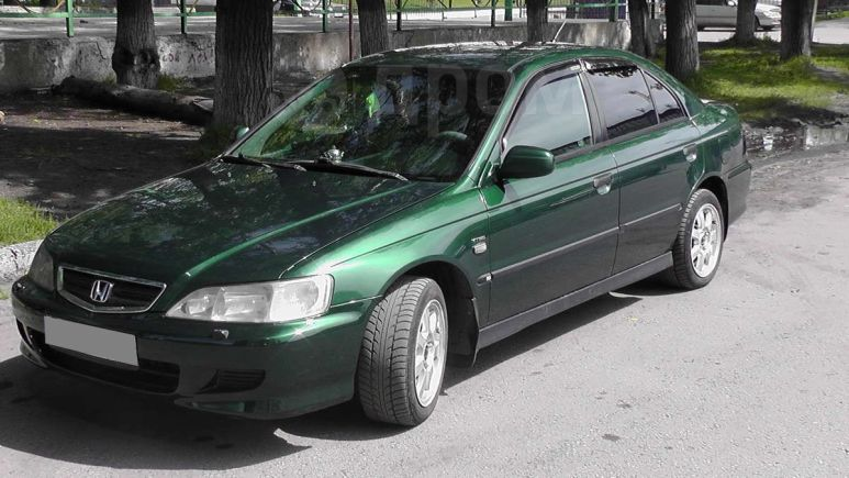 Honda Accord, 2001 год, 295 000 руб.