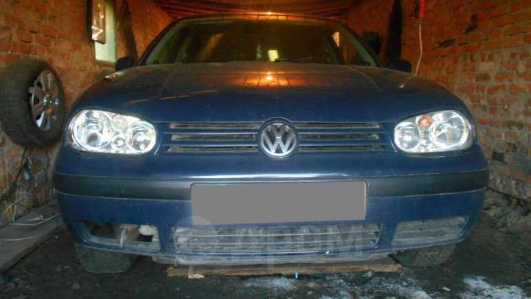 Volkswagen Golf, 1998 год, 110 000 руб.