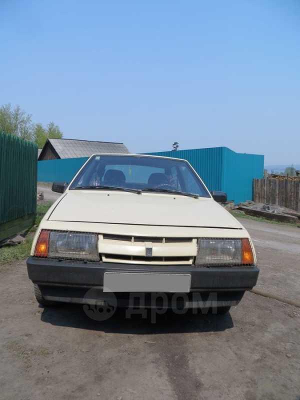 Лада 2108, 1989 год, 48 000 руб.