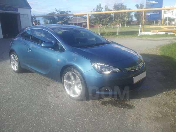 Opel Astra GTC, 2013 год, 850 000 руб.