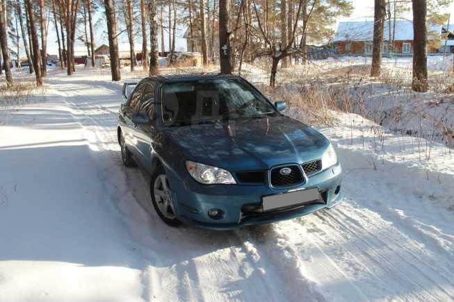 Subaru Impreza, 2006 год, 499 000 руб.