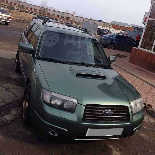 Subaru Forester, 2007 год, 640 000 руб.