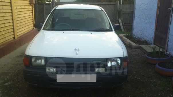 Nissan AD, 1998 год, 110 000 руб.