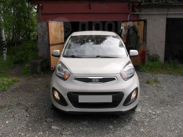 Kia Morning, 2012 год, 470 000 руб.