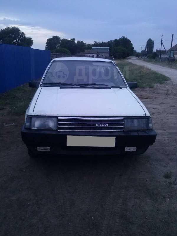 Nissan Sunny, 1986 год, 50 000 руб.