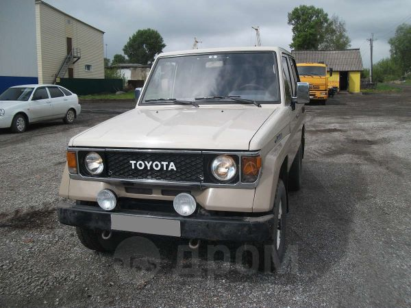 Toyota Land Cruiser, 1993 год, 350 000 руб.