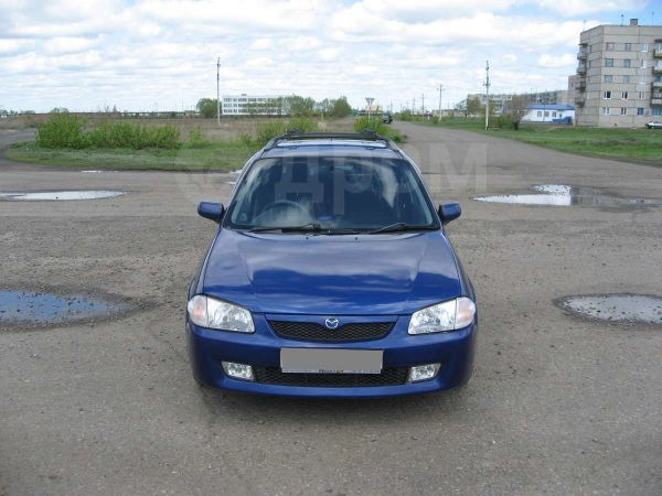 Mazda 323F, 1999 год, 200 000 руб.