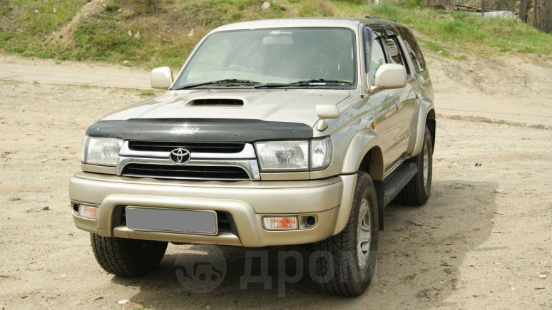 Toyota Hilux Surf, 2001 год, 600 000 руб.