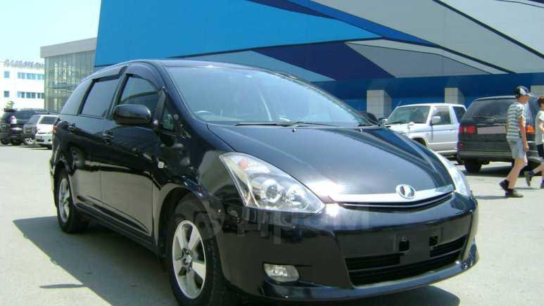 Toyota Wish, 2007 год, 485 000 руб.