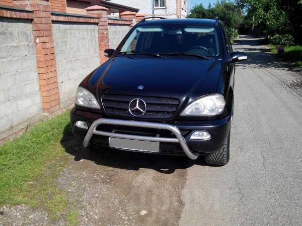 Mercedes-Benz M-Class, 2003 год, 720 000 руб.