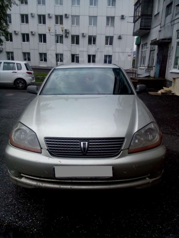 Toyota Mark II, 2002 год, 330 000 руб.