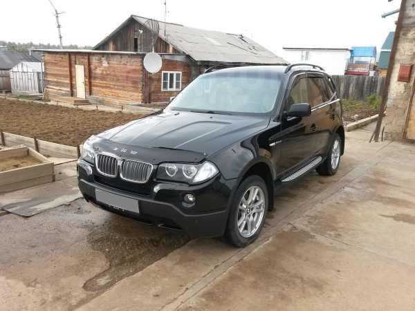 BMW X3, 2006 год, 950 000 руб.
