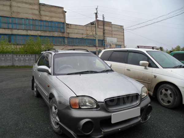 Suzuki Cultus, 1998 год, 135 000 руб.