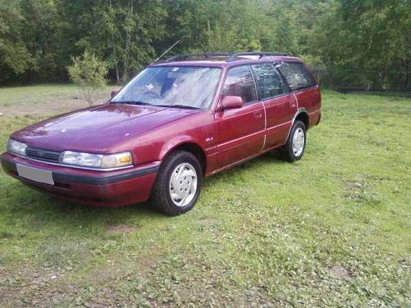 Mazda Capella, 1993 год, 85 000 руб.