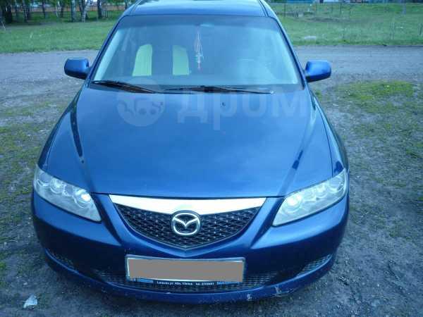 Mazda Mazda6, 2004 год, 345 000 руб.