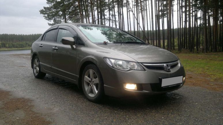 Honda Civic, 2007 год, 505 000 руб.