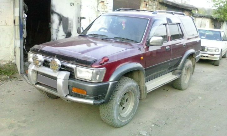 Toyota Hilux Surf, 1990 год, 370 000 руб.