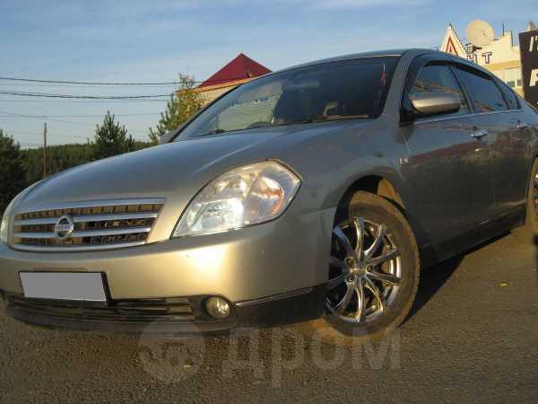 Nissan Teana, 2003 год, 360 000 руб.