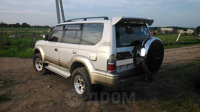 Toyota Land Cruiser Prado, 1998 год, 810 000 руб.