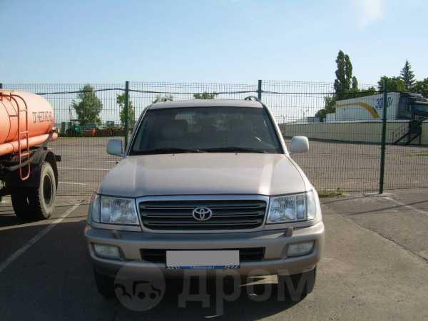 Toyota Land Cruiser, 2004 год, 900 000 руб.