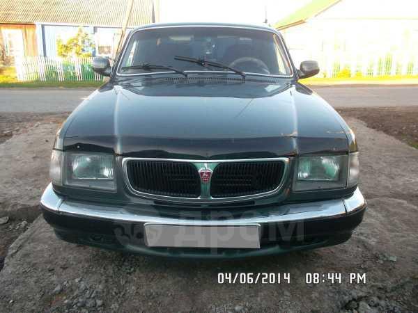 ГАЗ 3110 Волга, 2003 год, 95 000 руб.