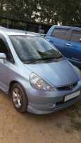 Honda Fit, 2002 год, 205 000 руб.