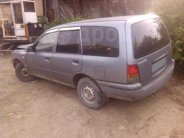 Nissan AD, 1990 год, 17 000 руб.