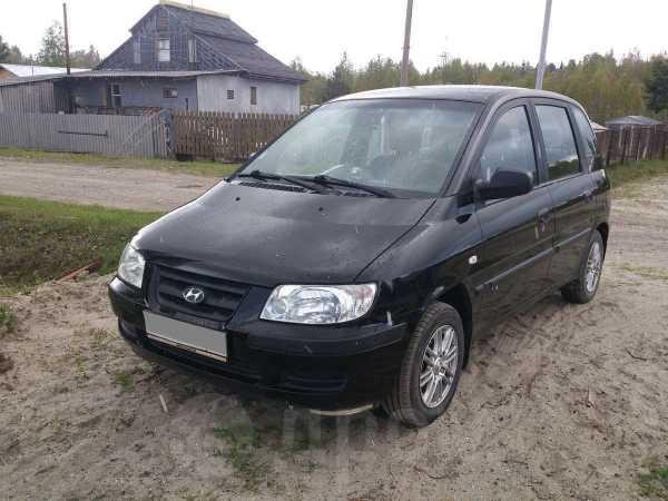 Hyundai Matrix, 2005 год, 260 000 руб.