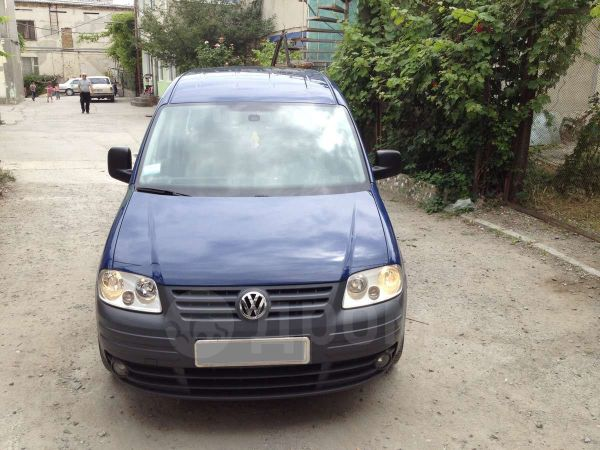 Volkswagen Caddy, 2008 год, 909 757 руб.