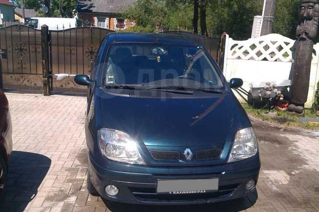 Renault Scenic, 2001 год, 210 000 руб.