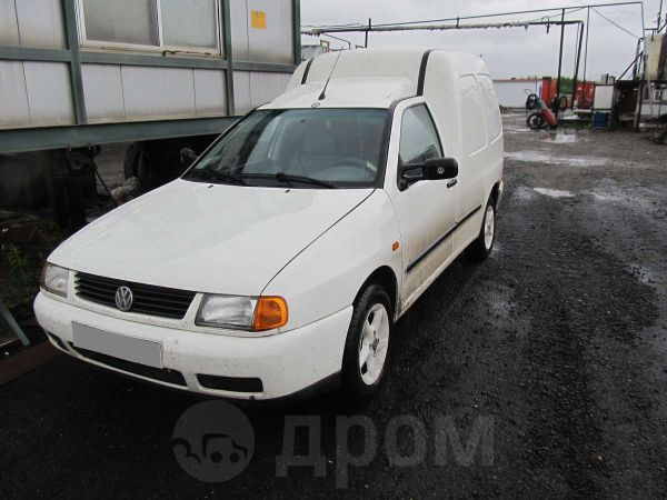 Volkswagen Caddy, 2001 год, 135 000 руб.