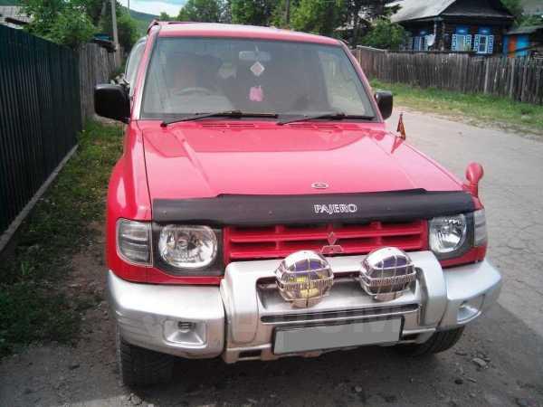 Mitsubishi Pajero, 1998 год, 395 000 руб.