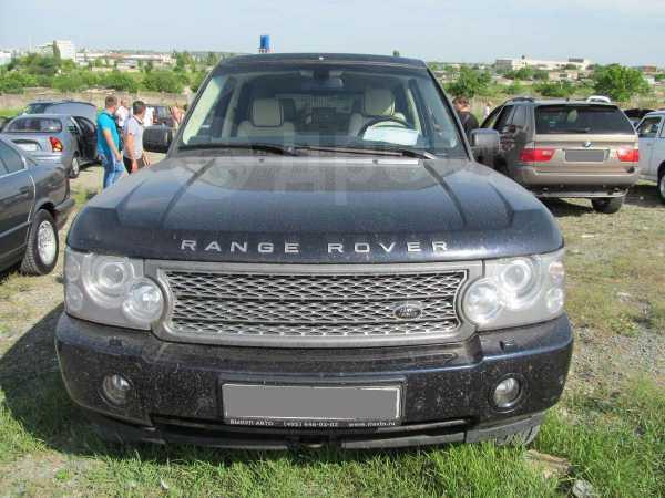 Land Rover Range Rover, 2007 год, 2 347 760 руб.