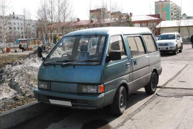 Nissan Vanette, 1989 год, 55 000 руб.
