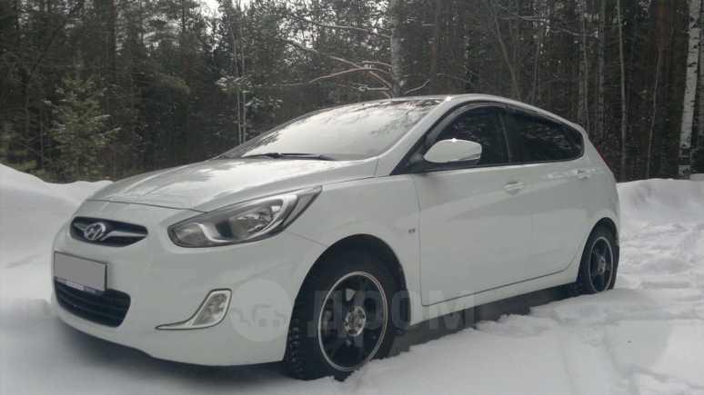 Hyundai Solaris, 2012 год, 510 000 руб.