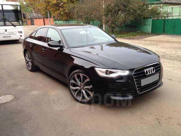Audi A6, 2012 год, 1 550 000 руб.