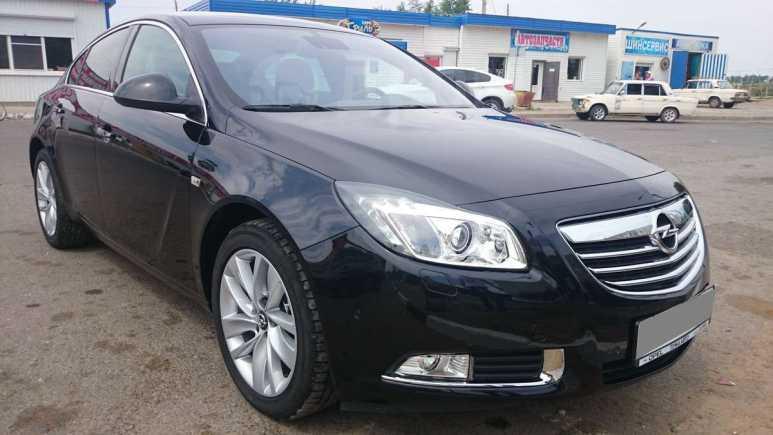 Opel Insignia, 2013 год, 1 030 000 руб.