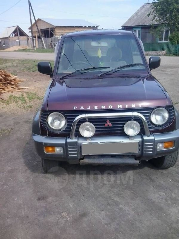 Mitsubishi Pajero Mini, 1996 год, 155 000 руб.