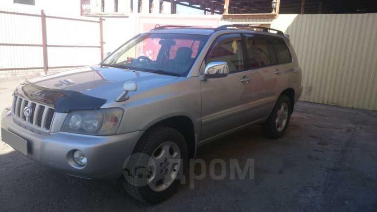 Toyota Kluger V, 2001 год, 610 000 руб.