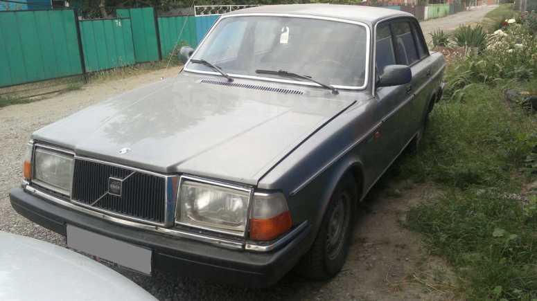 Volvo 240, 1985 год, 58 000 руб.