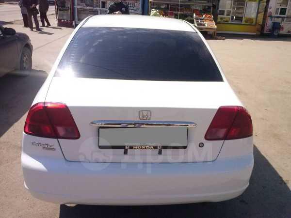 Honda Civic Ferio, 2002 год, 210 000 руб.